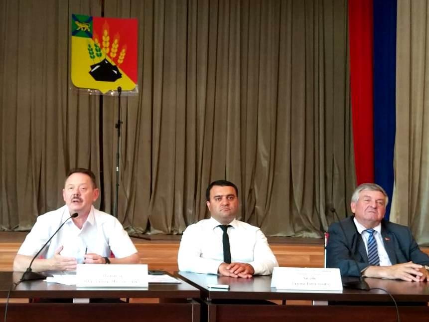 Публичное обсуждение изменений пенсионной системы состоялось в Михайловском районе