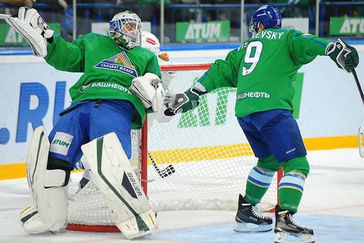 «Адмирал» проиграл 1-ый матч наКубке Башкортостана
