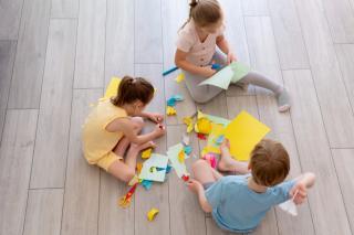 Фото: freepik.com | Ученые выяснили, что пандемия повлияла на интеллект детей