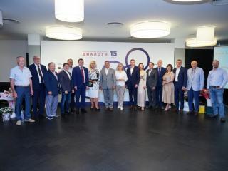Фото: МБК «Диалоги»   Во Владивостоке отметили 15-летие Международного бизнес-клуба «Диалоги»