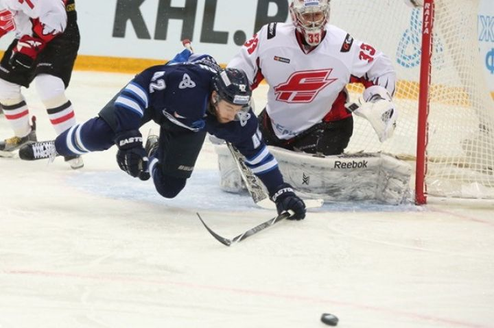 Турнир вУфе: «Салават Юлаев» против новокузнецкого «Металлурга»