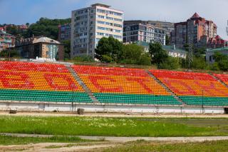 Фото: Анастасия Котлярова / vlc.ru | Жители Владивостока станут на шаг ближе к спорту