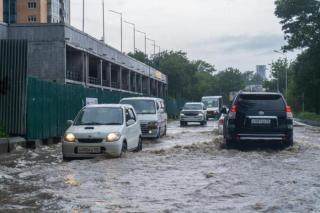 Фото: PRIMPRESS | Начнется раньше: названо время сильного дождя во Владивостоке