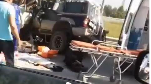 ДТП со смертельным исходом произошло на трассе в Приморье