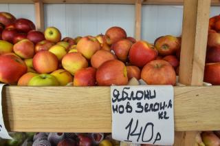 Фото: PRIMPRESS   Россиянам рассказали, как правильно выбирать яблоки