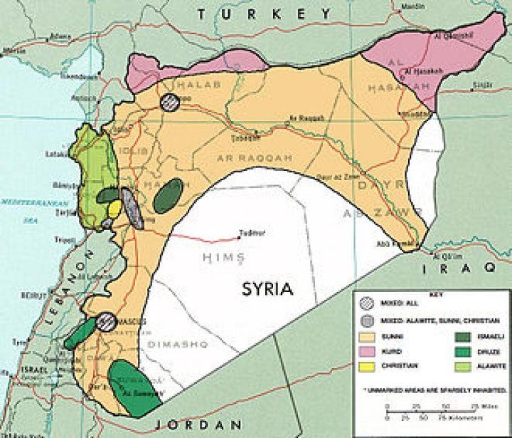 Командующий войсками США вСирии заявил опредупреждении Москве