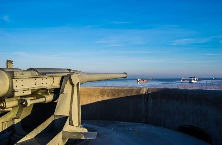 Дело завели после вандализма на батарее Владивостокской крепости