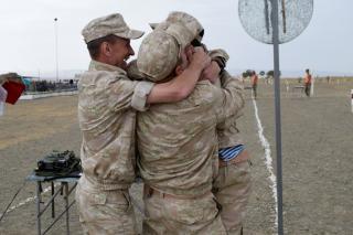 Фото: Минобороны РФ | Дан ответ, входит ли период службы в армии в пенсионный стаж