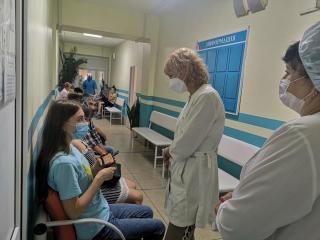 Фото: primorsky.ru | Министр здравоохранения Приморья рассказала о мерах поддержки молодых специалистов