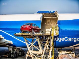 Открыт регулярный грузовой рейс Гонконг – Владивосток – Лос-Анджелес