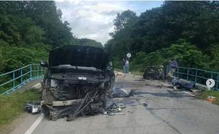 Фото: скриншот dps_vl   «Шансов выжить не было»: страшная авария под Владивостоком