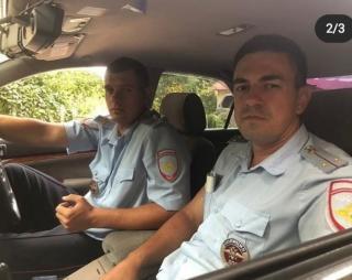 Фото: @dpskontrol125rus | Сотрудников ГИБДД наградят за задержание подозреваемого в особо тяжких преступлениях