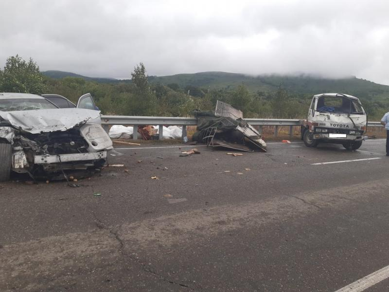 Озвучены обстоятельства страшного ДТП в Надеждинском районе