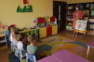 Фото: Екатерина Дымова / PRIMPRESS | В детских садах Приморья есть все для обеспечения санитарной безопасности малышей