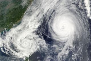 Фото: pixabay.com | Метеоэксперт предупредил об объединении циклона и тайфуна «Омаис»