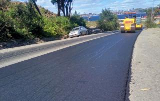 Фото: vlc.ru | До конца октября на острове Русском появится асфальтированная дорога