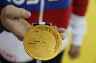 Фото: министерство физической культуры и спорта ПК   Приморский боец завоевал «бронзу» на чемпионате Европы по MMA