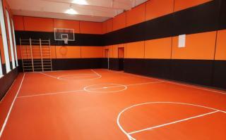 Фото: primorsky.ru | В сельских школах по нацпроекту «Образование» отремонтировали 10 спортзалов