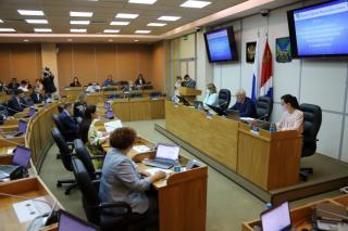 Фото: dumavlad.ru   Депутаты Думы Владивостока утвердили условия приватизации и очередные изменения в бюджете
