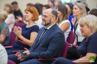 Фото: Анастасия Котлярова/ vlc.ru | Педагоги из Приморья обсудили цели и задачи на конференции