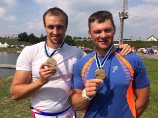 Приморский гребец Иван Штыль стал 14-кратным чемпионом мира (фото; видео)