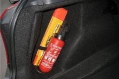 Около 65% автомобильных огнетушителей в РФ неспособны потушить пожар – эксперты