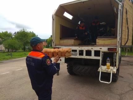 Вода ушла изЧерниговского района Приморья. Ситуация вкрае стабилизируется