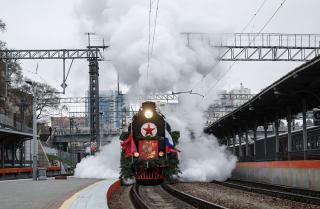 Фото: primorsky.ru   В Приморье прибудет уникальный современный передвижной музей военной истории «Поезд Победы»