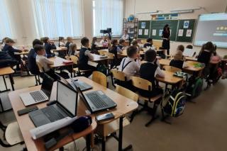 Фото: PRIMPRESS | Решено ликвидировать. Минпросвещения объявило, что уберут из российских школ