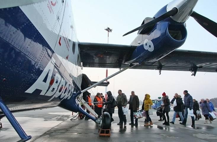 Малая авиация Приморья в2015 году перевезла неменее 23 тыс. пассажиров