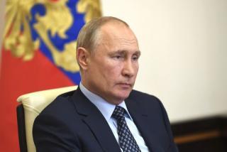 Фото: пресс-служба Кремля   «Я сдал анализ»: Путин сказал, в каком состоянии приедет во Владивосток