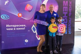 Фото: Татьяна Меель   Спутниковый Интернет в самых отдаленных уголках России