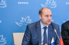 Александр Галушка пригласил участников ВЭФ на третий форум