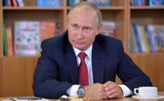 Путин рассказал школьникам Владивостока про китайский суп