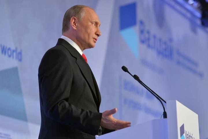 Путин: Пересмотр итогов 2-ой мировой войны откроет «ящик Пандоры»