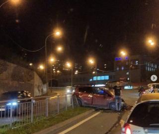 Фото: Скриншот dpskontrol_125rus   Во Владивостоке произошло жуткое ДТП
