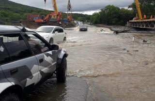 Фото: primorsky.ru   Специалисты рассказали о состоянии дорог после ливней в Приморье