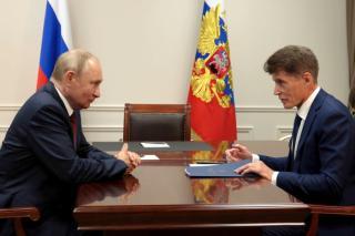 Фото: пресс-служба Кремля   «Выдающееся событие»: Путин согласился сделать подарок Приморью