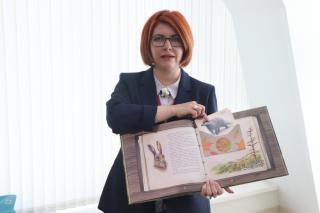 Фото: Екатерина Дымова / PRIMPRESS | На ВЭФ-2021 обсудили развитие культурно-образовательного кластера на острове Русском в Приморье