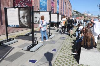 Фото: Екатерина Дымова / PRIMPRESS | Во Владивостоке открылась выставка в рамках городского фестиваля «Русское зарубежье: города и лица»