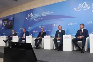 Фото: Екатерина Дымова / PRIMPRESS   ВМТП станет транспортно-логистическим узлом для Севморпути