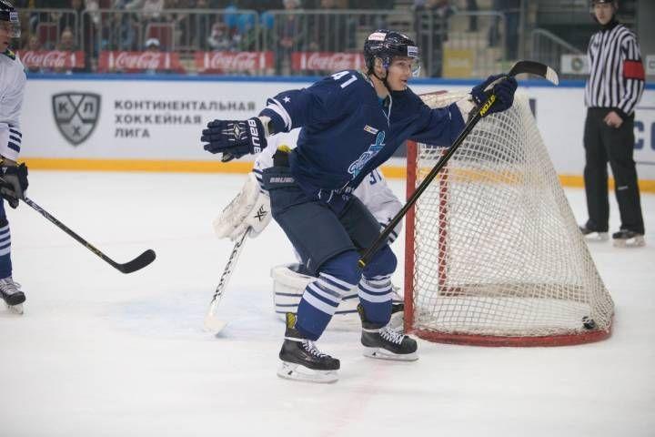 «Куньлунь» одержал победу и 2-ой матч вКХЛ, разгромив «Адмирал»