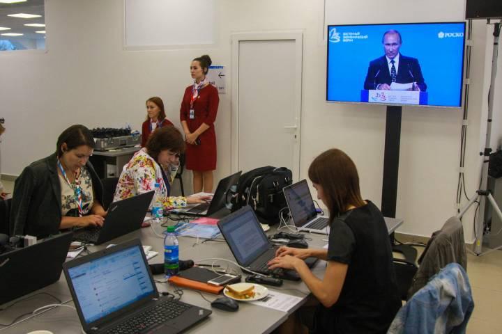 Губернатор Приморья объявил оподготовке к 3-му ВЭФ