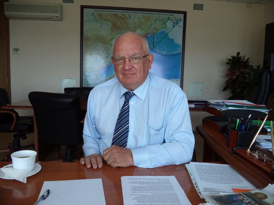 Валентин Дубинин: «В рыбной отрасли мы можем продвигаться большими шагами»