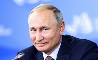 Фото: пресс-служба Кремля   Путин обрадовал всех неработающих пенсионеров