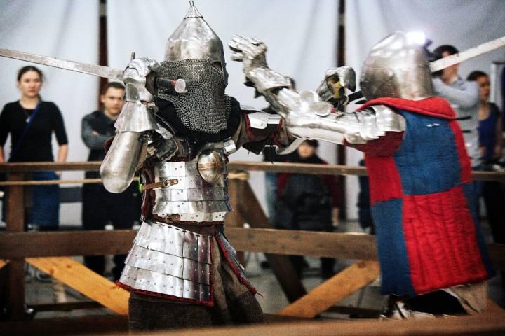 Я бы в рыцари пошел - пусть меня научат: краткий экскурс в искусство средневековых боев