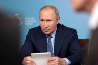 Фото: пресс-служба Кремля | Эксперты расшифровали «послание» Путина Владивостоку по итогам ВЭФ