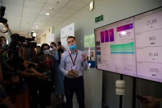 Фото: МТС | Систему для экомониторинга воды и воздуха разработали в ДВФУ на базе сети 5G МТС