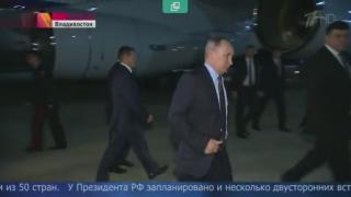 Стало известно, что сделал Путин, едва прилетев во Владивосток