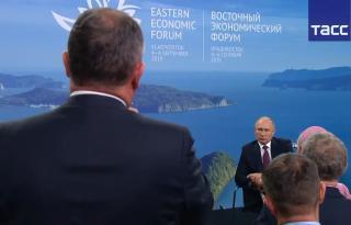 Фото: скриншот трансляции ТАСС | Президент России поддержал идею Шалая о реставрации памятников